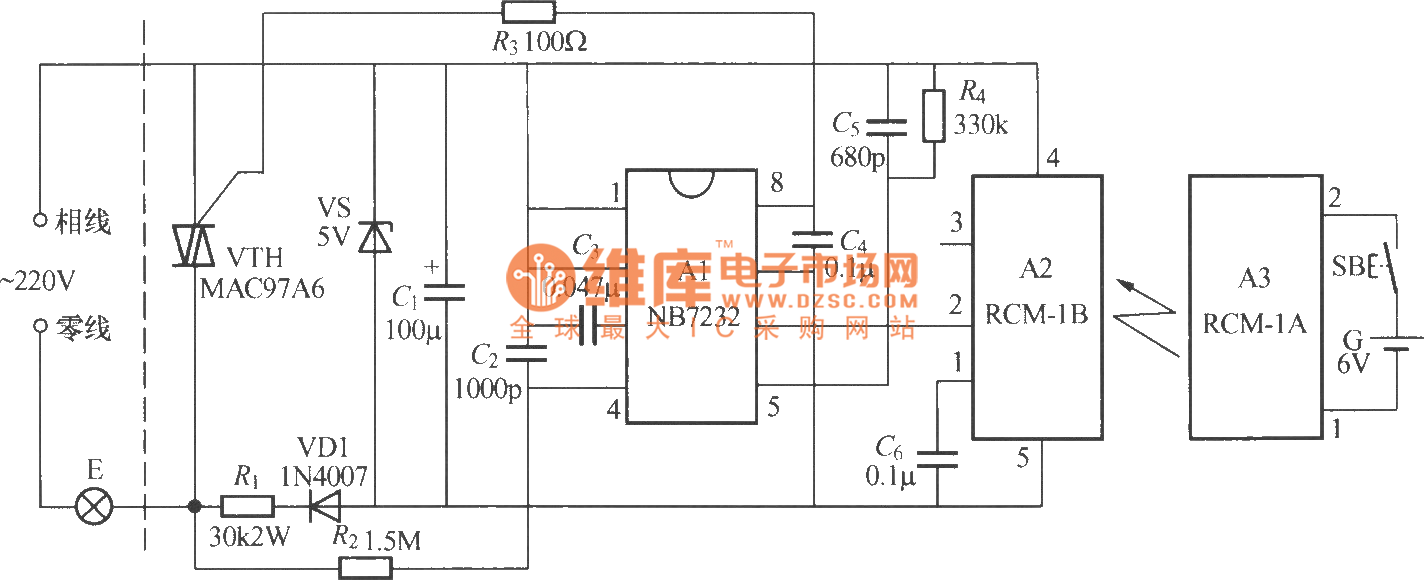 Light Dimmer Circuit Page 5 Laser Led Circuits Lighting Circuitsled Pcb Boardalumimun Buy Radio Remote Control