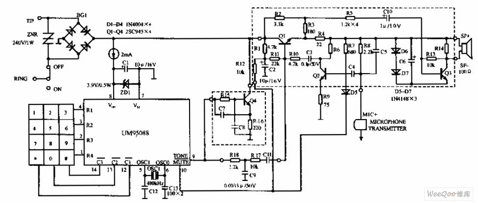 Microcontroller Circuit Next Gr