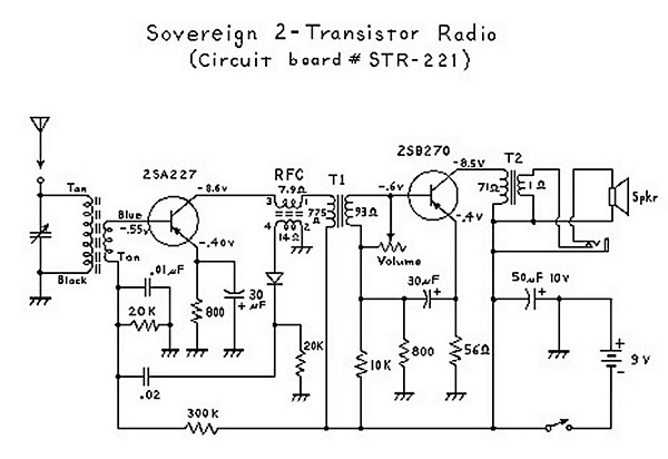 car transistor radio schematic  car  get free image about