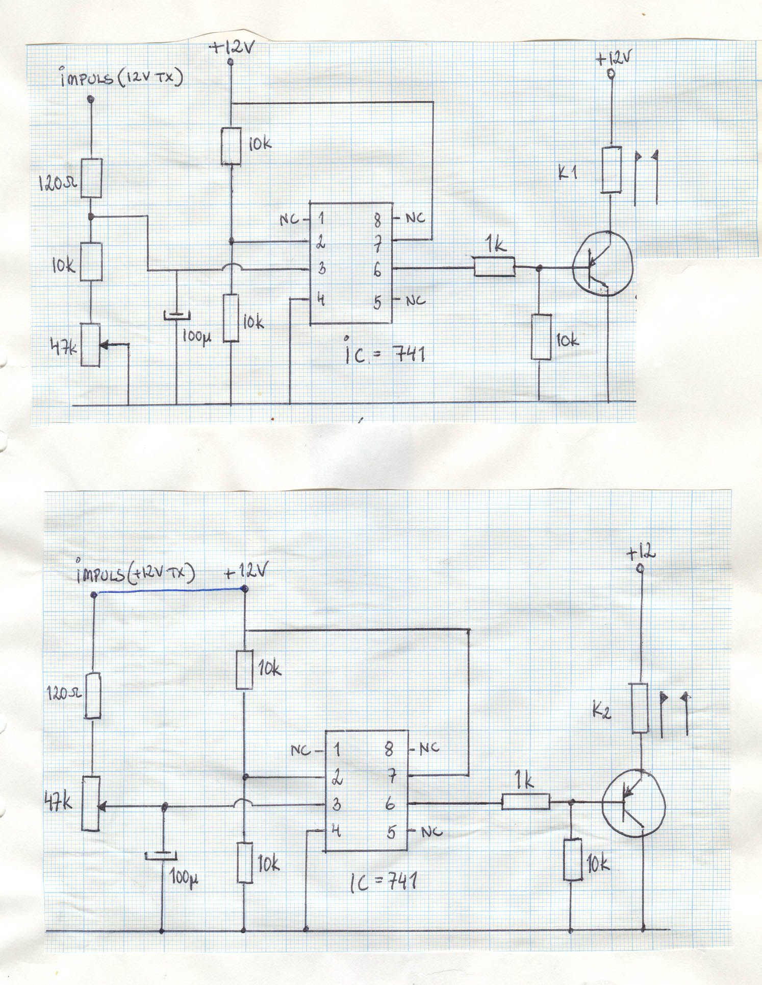 Popular Circuits Page 244 Monostable Oscillator Circuit 3 Nextgr Sequencer