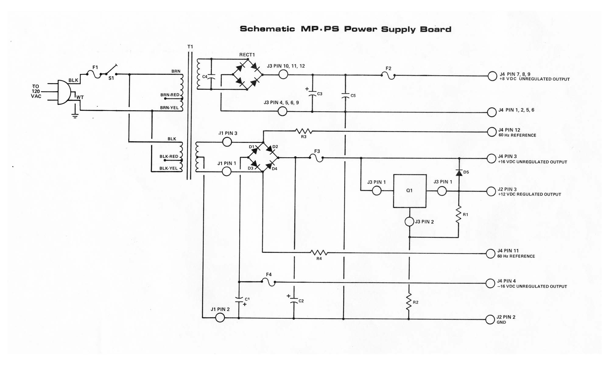 pc power supply wiring diagram wiring diagram and schematic design desktop pc li power supply circuit