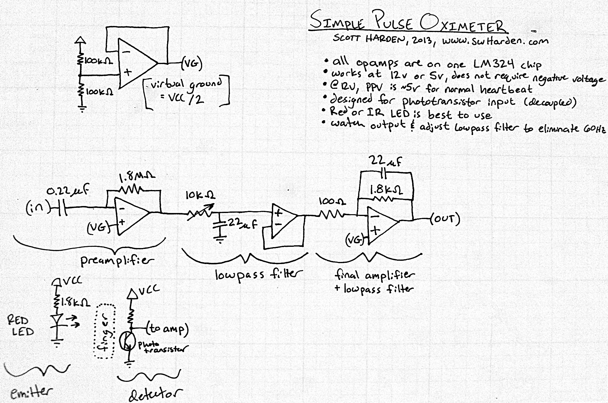 Electronic Circuits Page 276 Cut Off By Lm324 Circuit Diagram Auto Lead Acid 555 And Thumbnail Pulse Meter