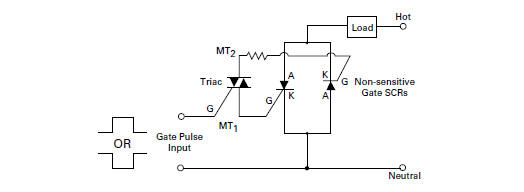 Halogen Lamp Dimmer schematic - schematic