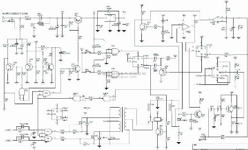 Ultrasonic Cleaner Circuit Diagram Beijing Ultrasonic - Wiring ... on