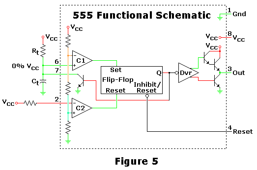 Fundamentals of Electrical Engineering and Monostable Multivibrator - schematic