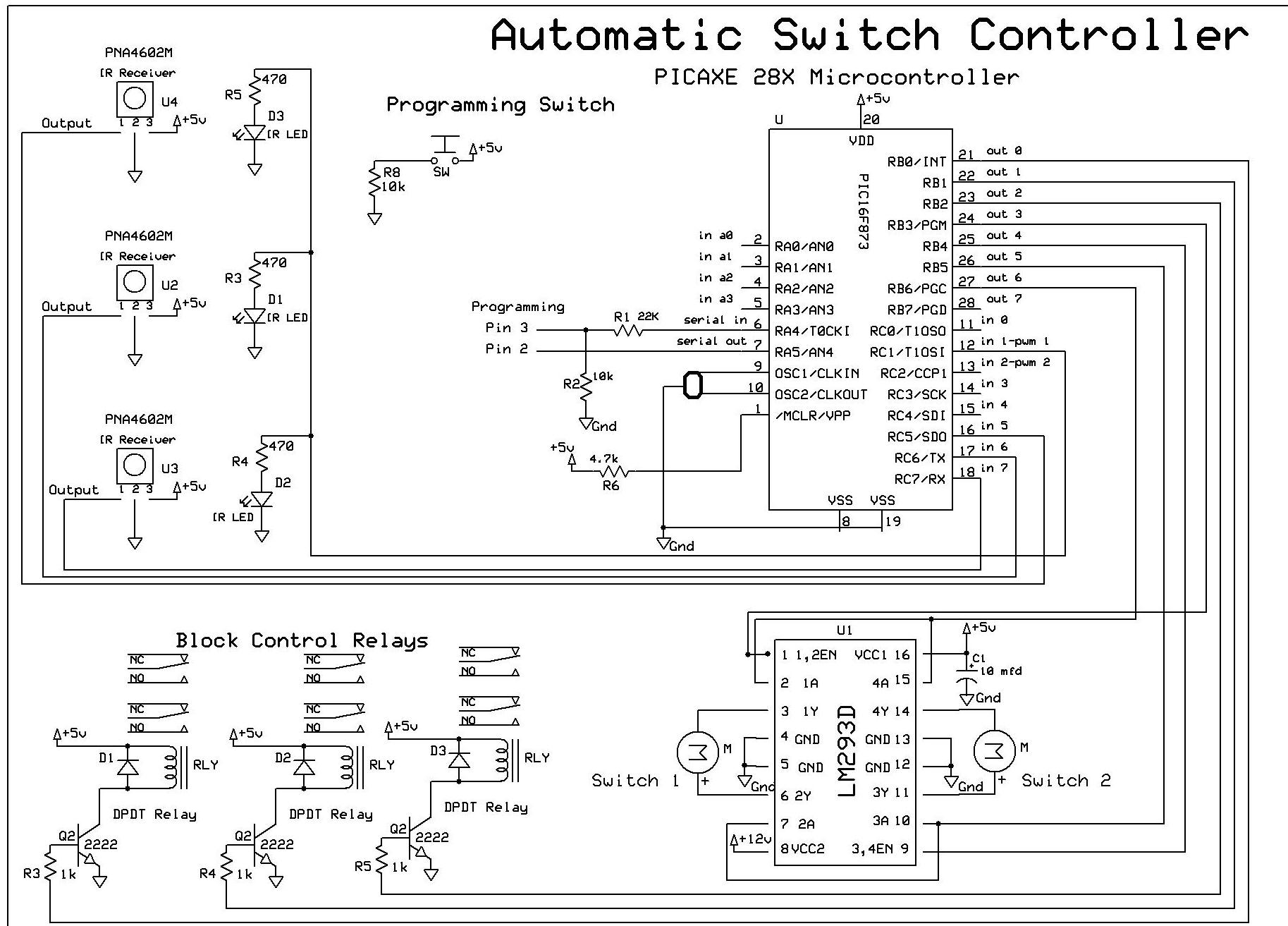 Results Page 66 About Soft Switch Searching Circuits At Schematic For Victoreen Cd V700 Geiger Counter Automatic Project