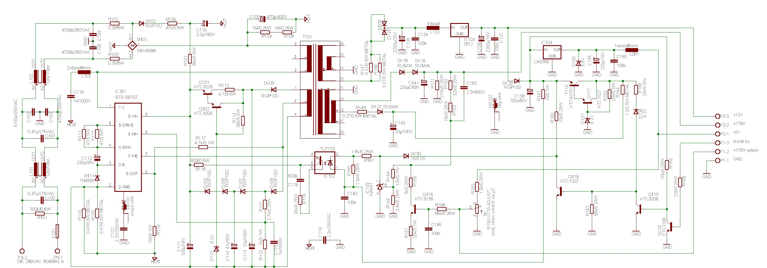 Results Page 171 About 1 Kv Switching Power Supply Searching Car Amplifier Based Tda1562 Cd47 Rodan Nixie Tube Clock