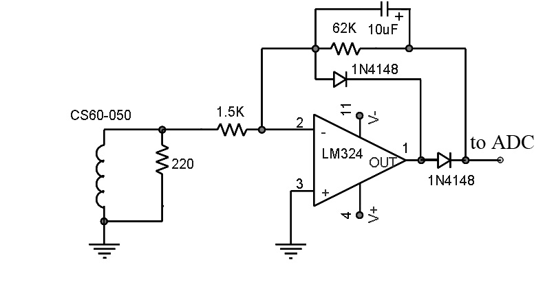 dc to dc converter circuit 1 5v to 9v - schematic