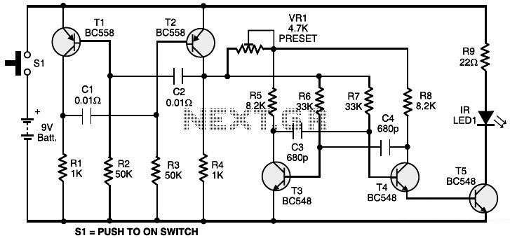 remote control circuit page 3   automation circuits    next gr