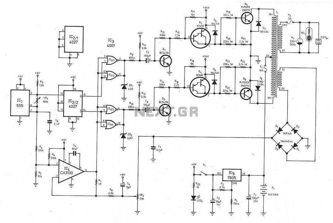 inverter circuit page 5   power supply circuits    next gr