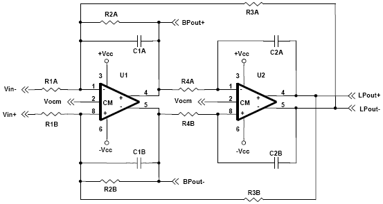 Circuit Using 555 Timer Transistor Intercom System Circuit Diagram