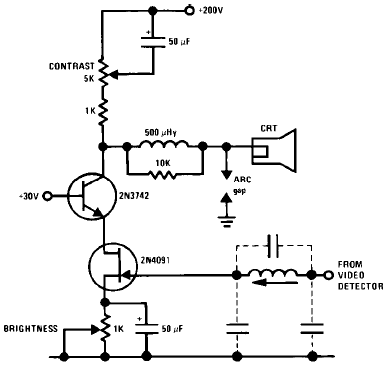 gt  circuits  gt  jfet bipolar cascode l54705 next gr circuit diagram of jfet amplifier circuit diagram of n channel jfet