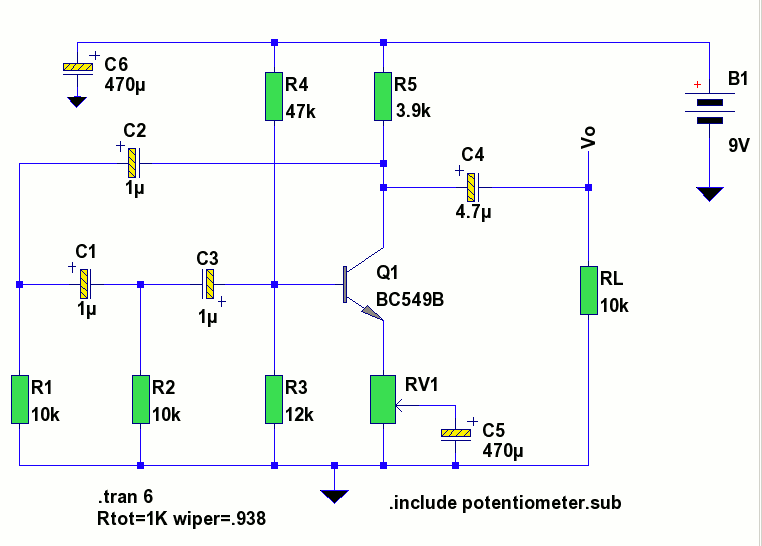low frequency oscillator