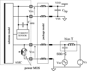 A new MagFET-based integrated current sensor highly immune to EMI - schematic