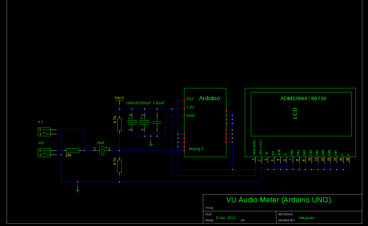Results Page 3 About Solder Searching Circuits At Com Circuitdiagram Signalprocessing Oscillatorcircuit Simplettl Audio Vu Meter Using Arduino