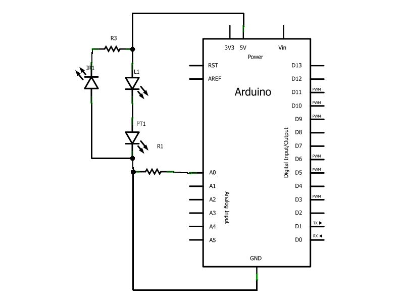 Schematic Arduino Infrared Sensor Module infrared circuit page 4 light laser led circuits next gr  at bakdesigns.co