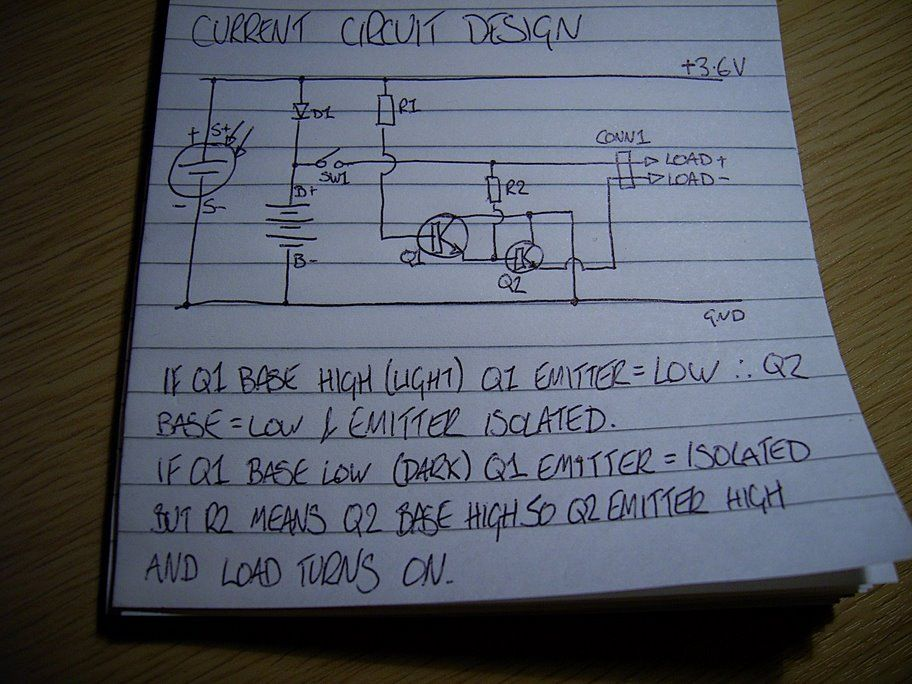 Light Sensor Circuit Page 2 Light Laser Led Circuits Nextgr