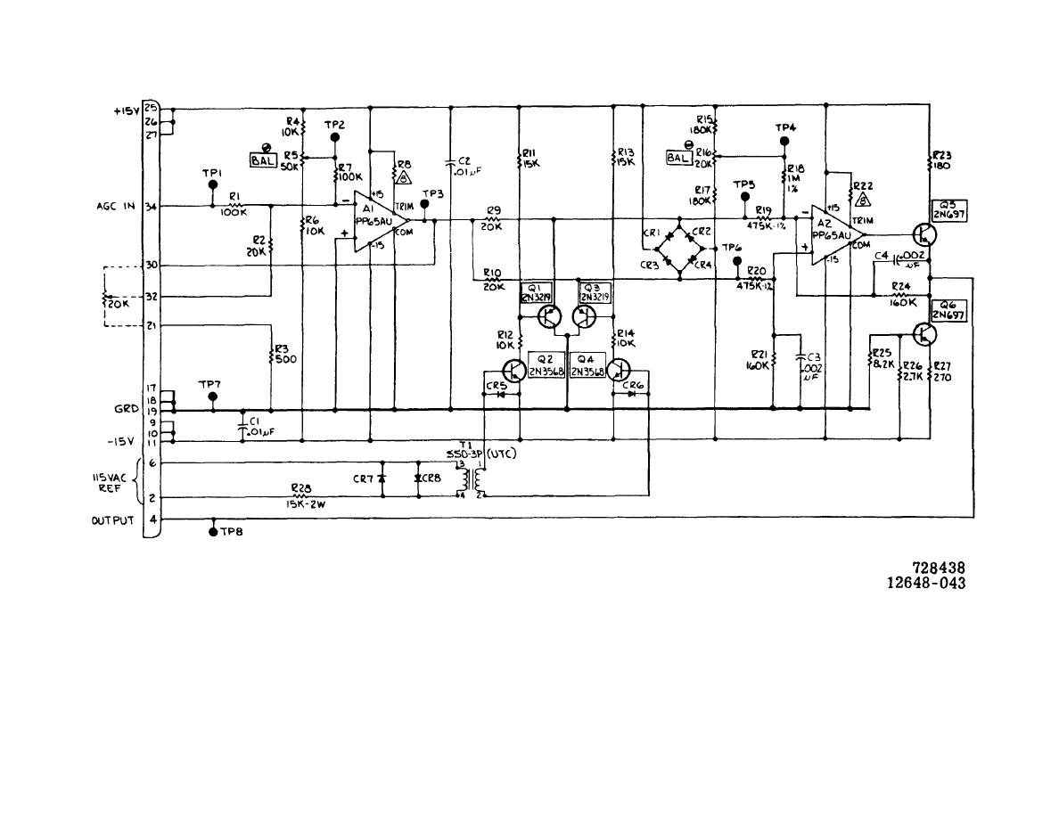 Modulator Schematic Diagram - schematic