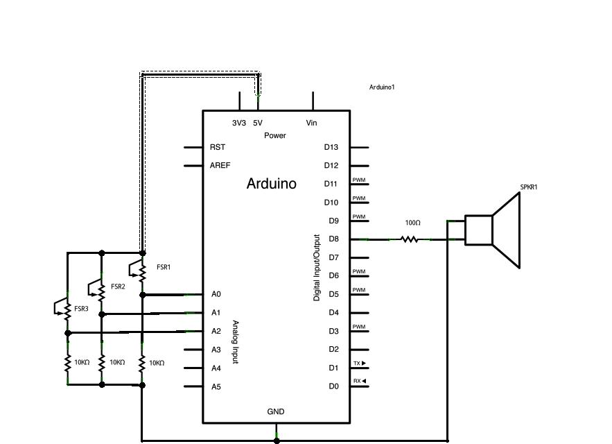 arduino tone 3 under repository-circuits