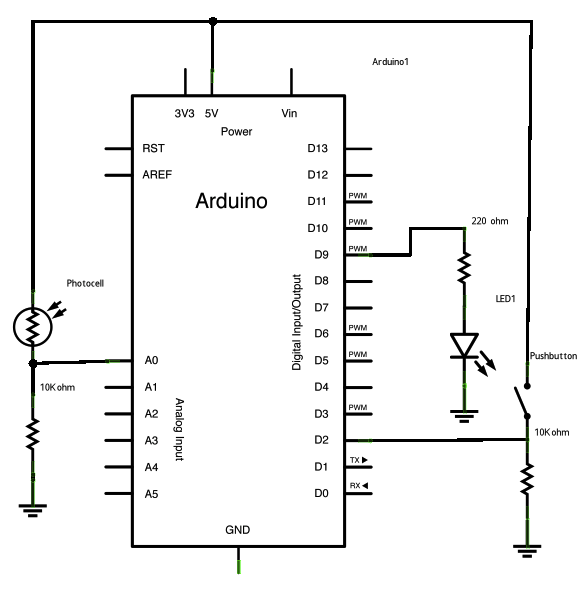 Arduino circuit page microcontroller circuits next gr