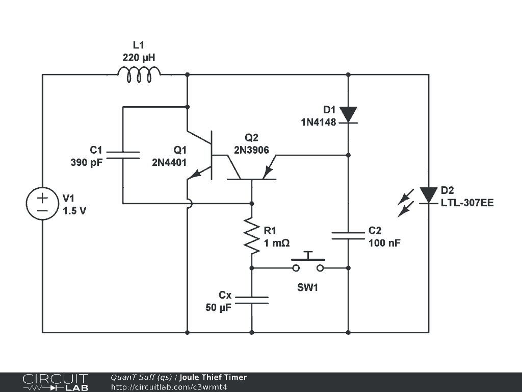 Free Energy Circuit Page 5 Power Supply Circuits Astable Is Built Using An Integrated Circuitcalled A 555 Timer Joule Thief