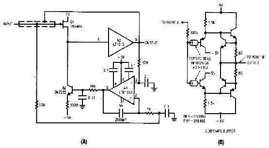 Gain buffer circuit