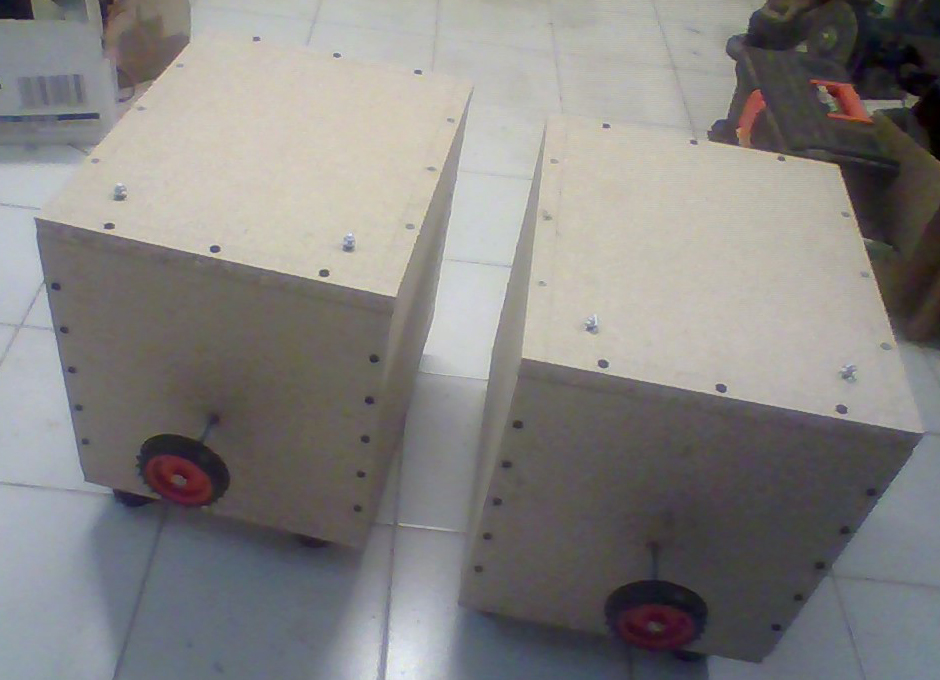 Finished HV Variable Capacitors