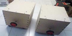 DIY HV Variable Capacitor