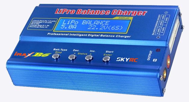 iMAXB6 charger